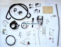Комплект поставки Webasto Thermo Top Evo Comfort+